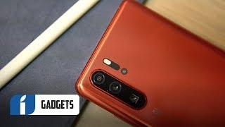 Huawei P30 Pro Review: Érase una cámara a un smartphone pegada
