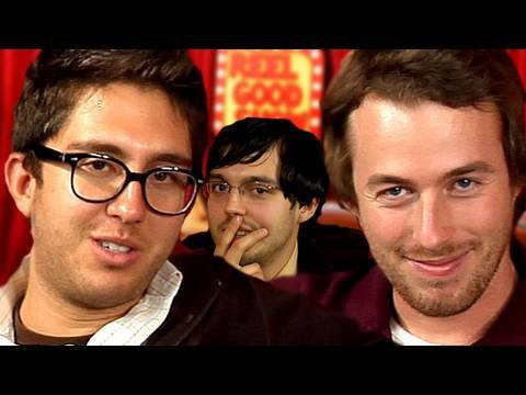 Jake and Amir from College Humor Interview: Reel Good Show
