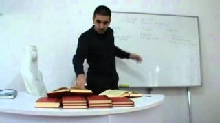 Velayet (Yakınlık) çeşitleri 5.MEKTUB Murat Dursun