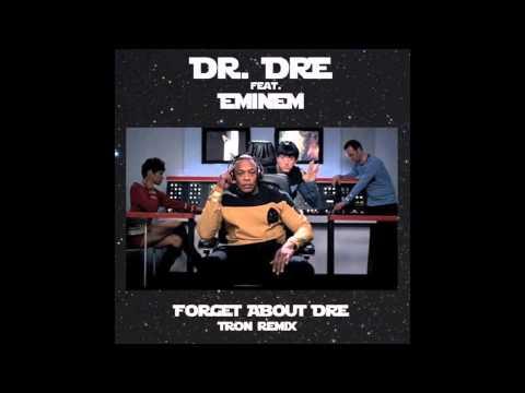 Dr. Dre & Eminem - Forget About Dre (Tron Remix)