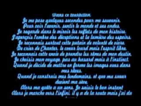 N diya mektoub lyrics for Miroir lyrics