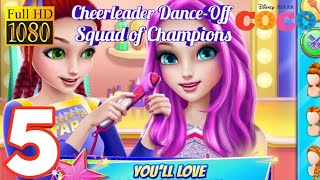 COCO game|CheerLeader Of Squad of Champions|Funny Game For Kids|Part#05|My Smart Kids