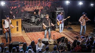 """Randy Rogers Band """"Things I Need to Quit"""" LIVE on The Texas Music Scene"""
