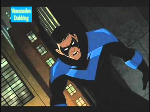 Batman bajo la capucha roja (Voice Actor: Jess Hernndez - Nightwing)