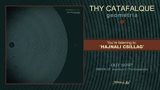 Download Lagu Thy Catafalque - Geometria (2018) Full Album Gratis STAFABAND