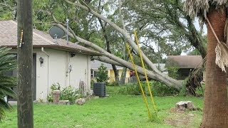 WE BARELY SURVIVED HURRICANE IRMA