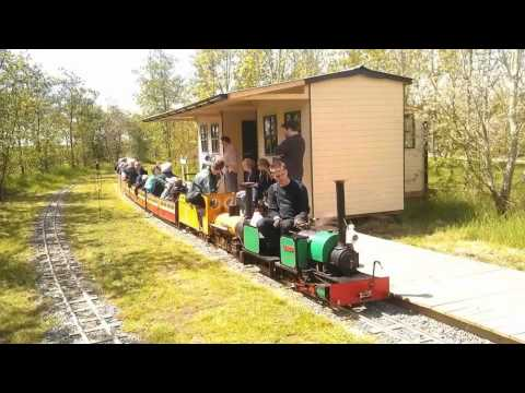 Barnards Farm Miniature Railway Brentwoot Essex