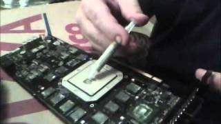 Fix your 8800gtx Graphics Card (STEP by STEP) by Baking it in the OVEN.