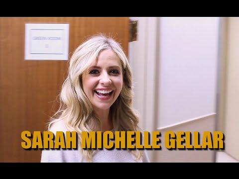 Sarah Michelle Gellar's superpower is... || STEVE HARVEY