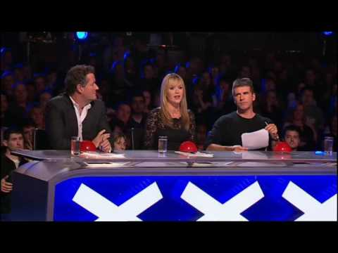 Julian Smith aka Joolz Gianni (HQ) Britain's Got Talent 2009 Music Videos