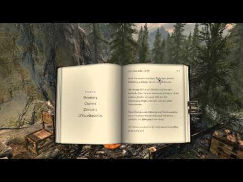 Skyrim Requiem #037 Tagebuch Tag 9 - Let's Play Deutsch German