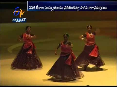Eye Catchy Cultural Events Attracts Everybody In Indo African Summit
