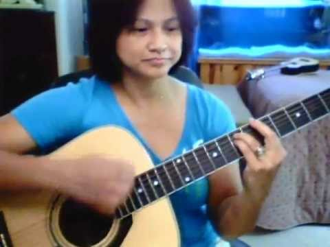 How To Play Price Tag  Cover (maddi Jane Version) Guitar Played By:juliet Adaya Nery video