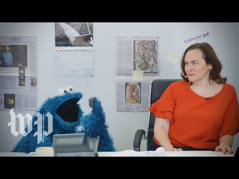Cookie Monster crashes The Washington Post   Department of Satire