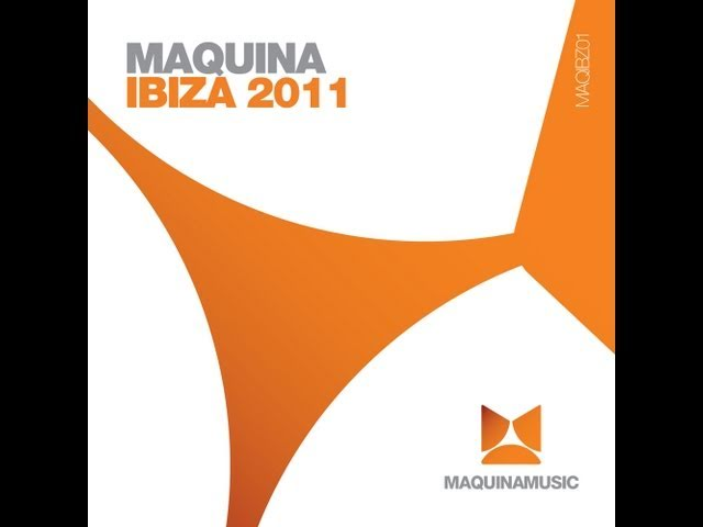 Maquina Ibiza 2011 Album Preview