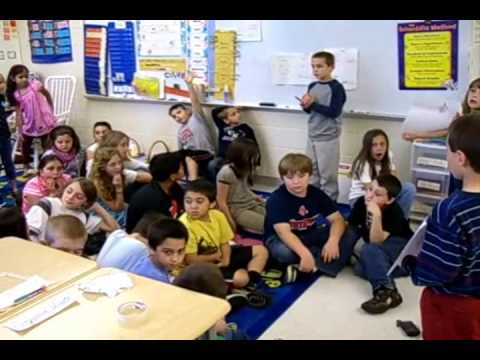 Pocasset School hosts Kid's Inquiry Conference