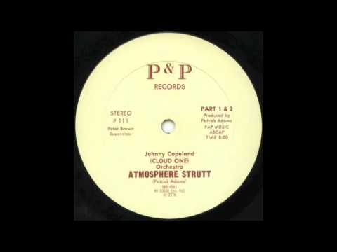 Johnny Copeland (Cloud One) Orchestra - Atmosphere Strutt