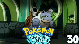 Pokemon Crystal Clear Part 30 - THEY'RE CLONING POKEMON?!