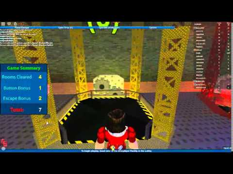Roblox Flood Escape Part 2 I We're back here again!