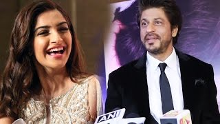 Shahrukh Khan OPENS On Doing A Film With Sonam Kapoor