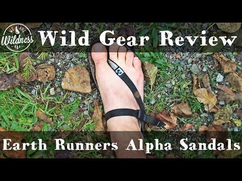 BAREFOOT RUNNING SANDALS REVIEW | EARTHRUNNERS