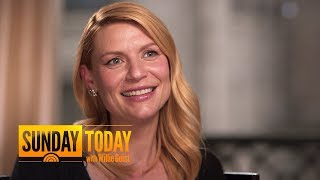 Claire Danes On How 'Homeland' Seems To Predict Real-Life Events | Sunday TODAY