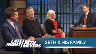 Seth and His Family: The Worst Christmas Presents They Ever Got Each Other