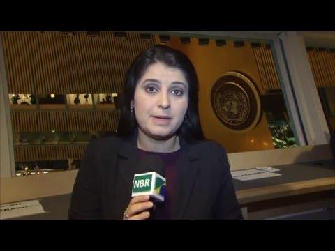 Jornal NBR Notícias na Íntegra - 22 de abril