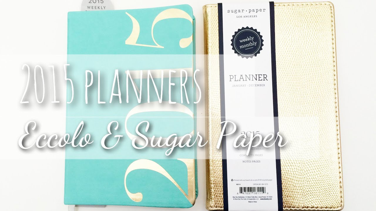 Target Planner 2015 2015 Planners Eccolo And Sugar