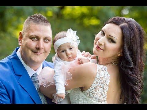 Kitti és Balázs esküvője