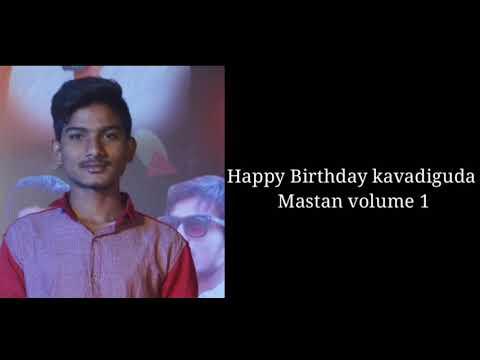 Kavadiguda Mastan Birthday Song 2018 2nd song