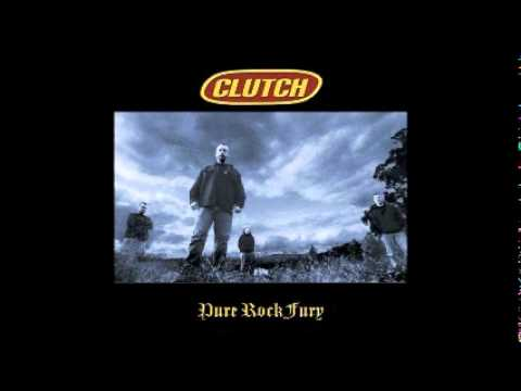 Clutch - Open The Border