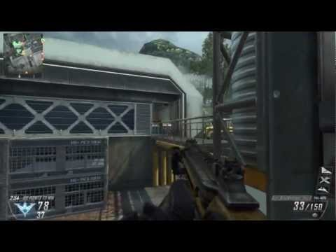 Black Ops 2: 102 Kills SOLO w/PDW - Scavenger Tips