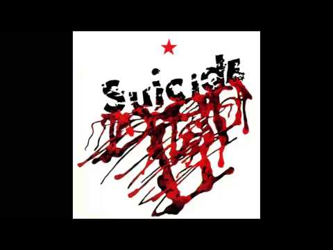Suicide - Ghost Rider