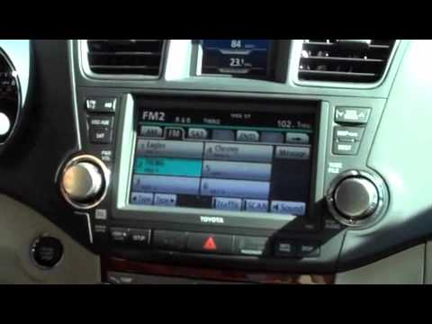 2012 Toyota Highlander Limited Interior Greensboro High