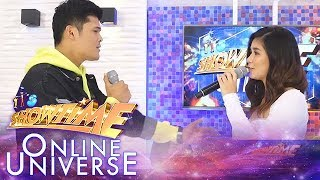 Showtime Online Universe: Loisa Andalio acts with BidaMan winners