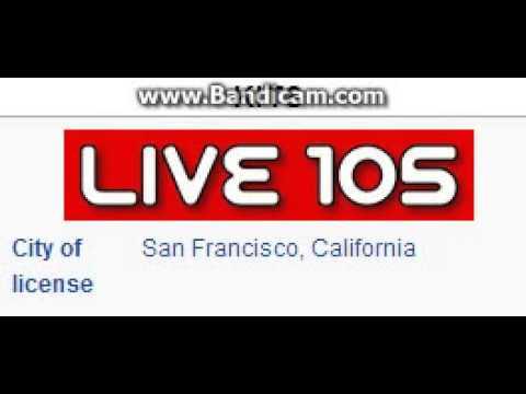 KITS 105.3 Live 105 San Francisco, CA TOTH ID at 1:00 p.m. 7/13/2014