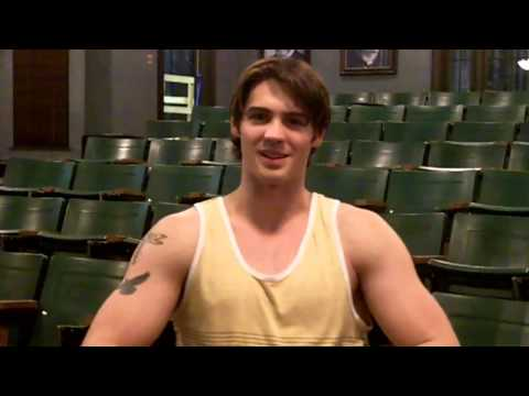 The Vampire Diaries' Steven R. McQueen Really Wants to Be ...