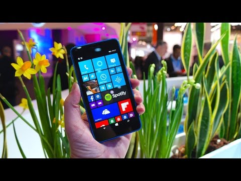 Lumia 640 / Lumia 640 XL: Hands On with the Newest Windows Phones