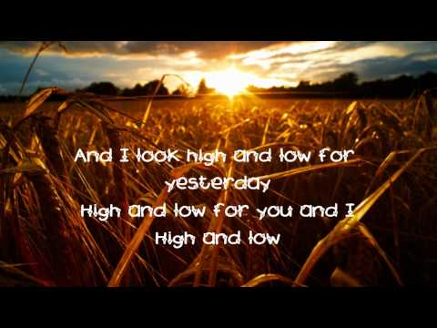 Greg Laswell - High And Low