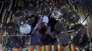 Damon Evans - Avenged Sevenfold - A Little Piece Of Heaven (Drum Cover)