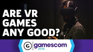 Are VR Games Any Good?