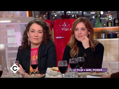 """""""Revenge"""", Le Film """"girl Power"""" ! - C à Vous - 06/02/2018"""