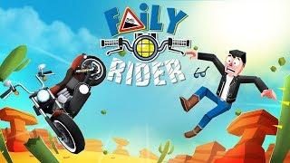 Chơi Faily raider lái xe chạy trốn con bò húc đỏ chạy lụm vàng cu lỳ chơi game lồng tiếng vui nhộn
