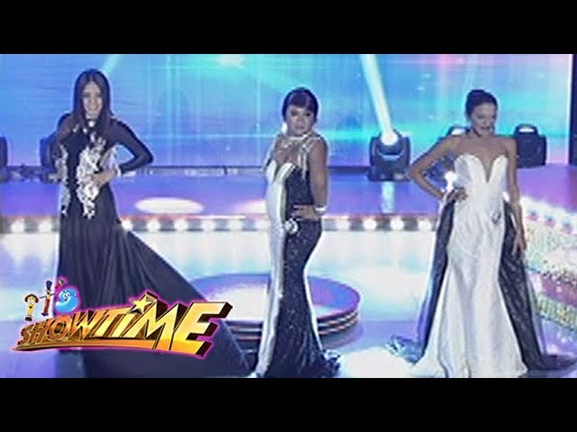 It's Showtime Miss Q & A: Introducing Miss Q and A candidates!