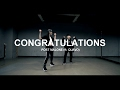 CONGRATULATIONS -  POST MALONE (ft. QUAVO)  CHOREOGRAPHY