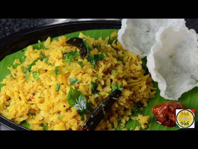 sddefault Poha Upma   By Chef Sanjay Thumma