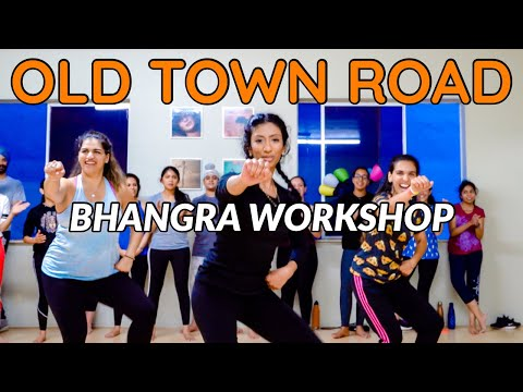 Bhangra Empire - Old Town Road Workshop - Lil Nas X ft Billy Ray Cyrus