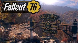 Fallout 76 - New Patch C.A.M.P Features (Bulldozer & Disappearing C.A.M.P Fix)