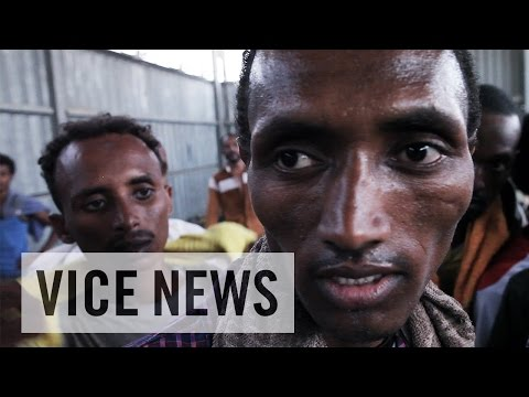 Militia Camp Overrun With Disease and Suffering (Excerpt from 'Libya's Migrant Trade')